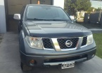 FRONTIER  LE. 2.5 TD. 4X4 MT. 6. 2011 IMPECABLE