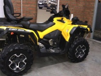 Can Am outlander  MAX Xt 800  4x4   AT.  2014