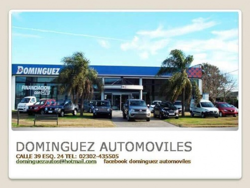 DOMINGUEZ AUTOMOTORES