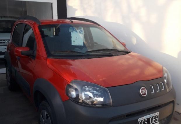 Fiat Uno 2014 (2954502050)